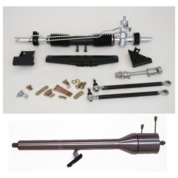 Mercury Cougar                         Steering Rack Conversion KitSteering Rack Conversion Kit