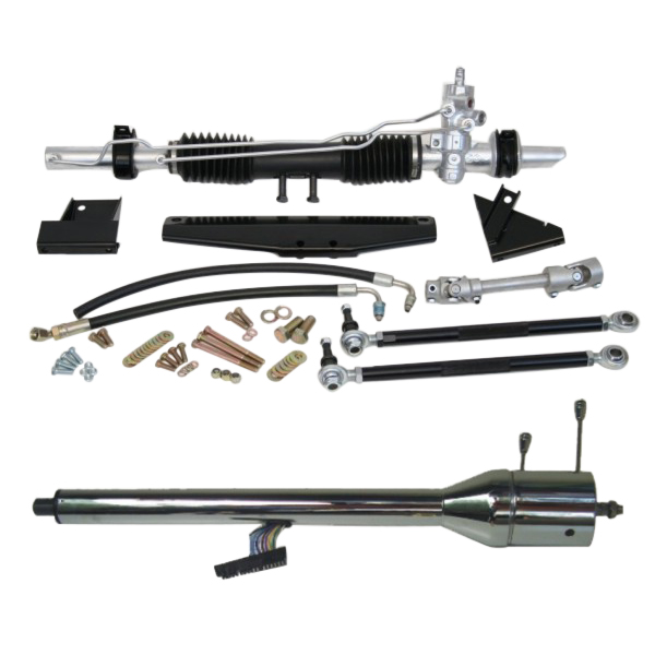 Ford Mustang                        Steering Rack Conversion KitSteering Rack Conversion Kit