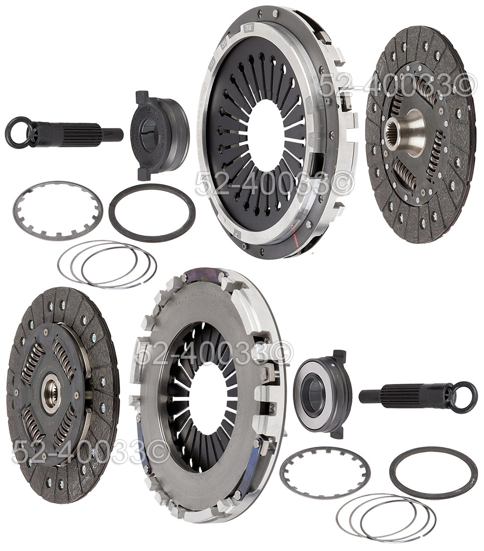 Porsche 911                            Clutch KitClutch Kit