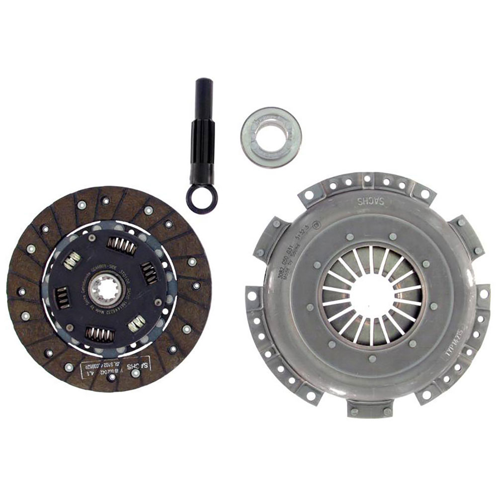 Alfa_Romeo Spider                         Clutch KitClutch Kit