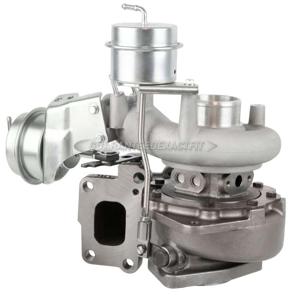 2007 Acura RDX Turbocharger All Models 40-30833 AN