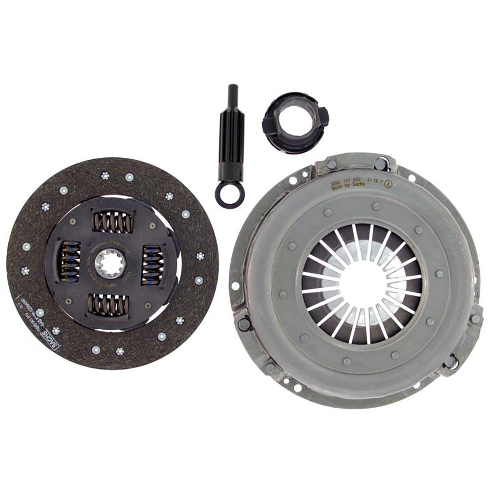 BMW 635csi                         Clutch KitClutch Kit