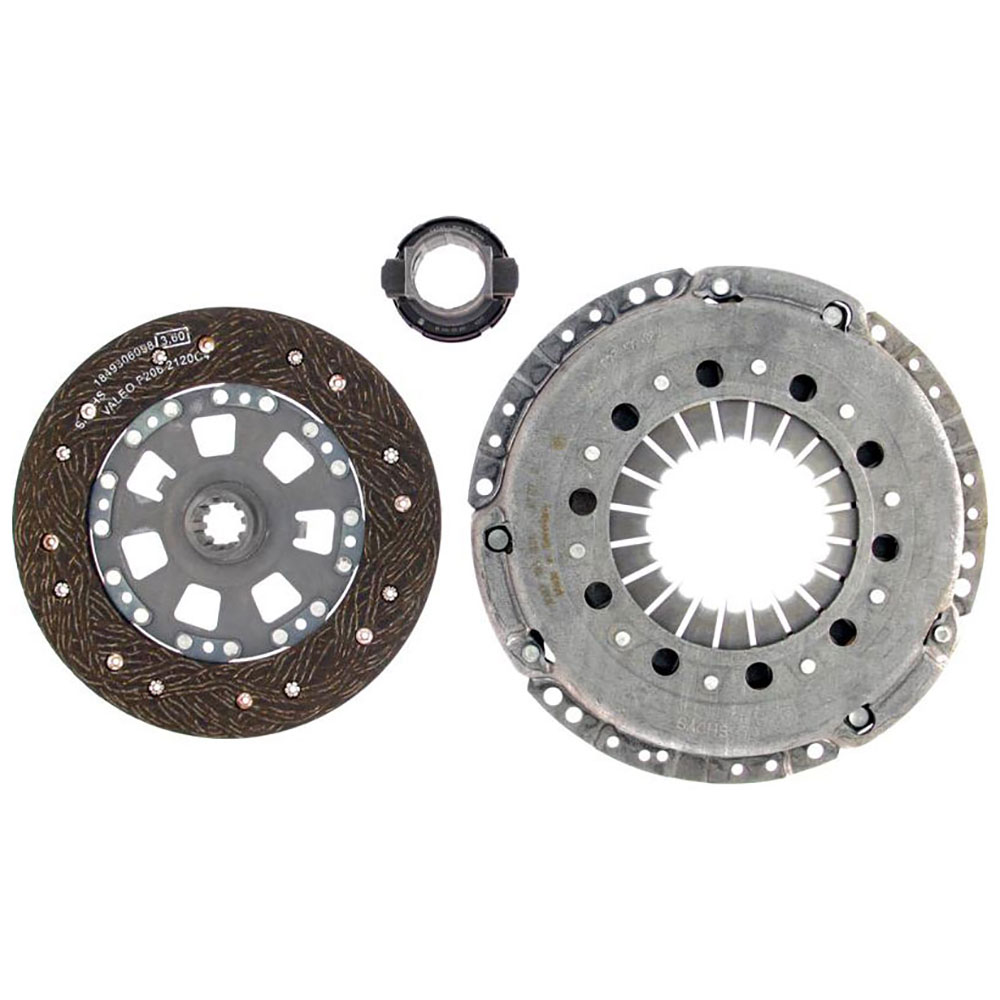 BMW 535                            Clutch KitClutch Kit