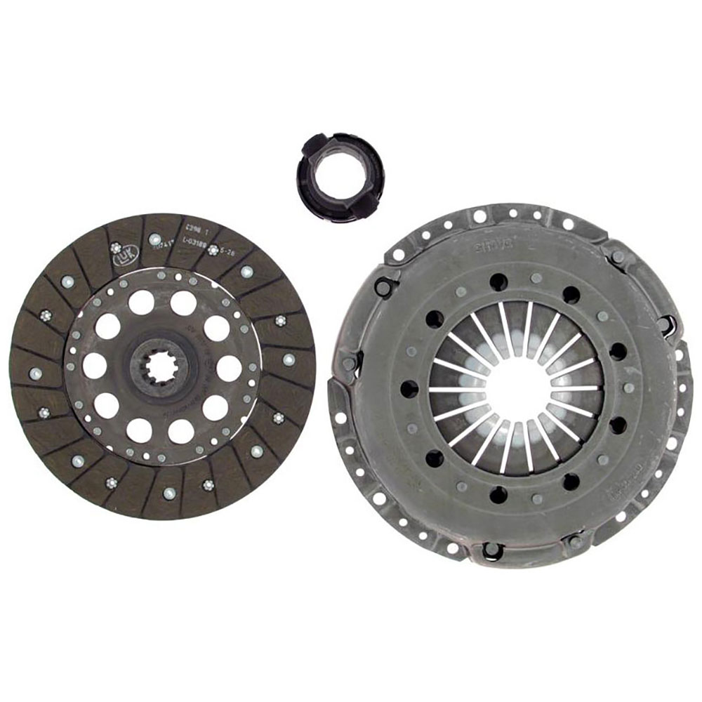 BMW 530                            Clutch KitClutch Kit