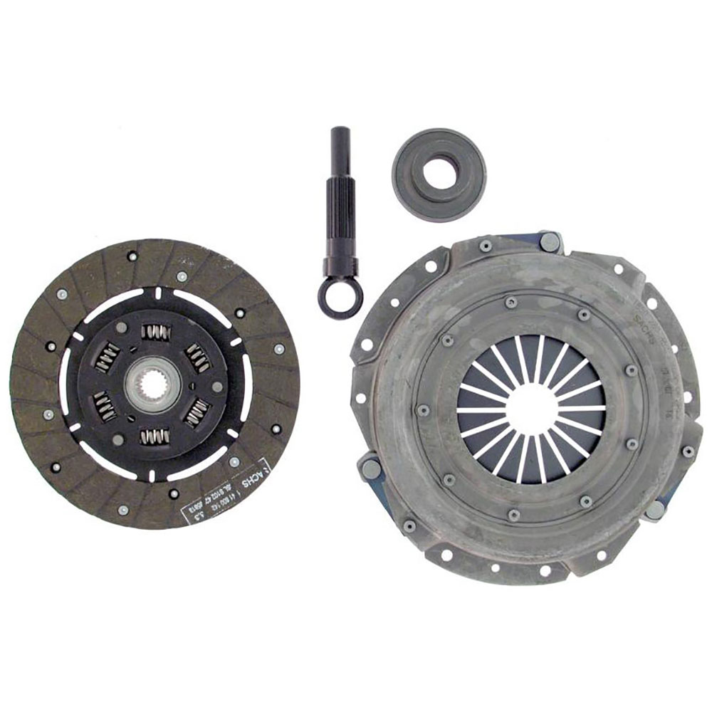 Fiat 124 Spider                     Clutch KitClutch Kit
