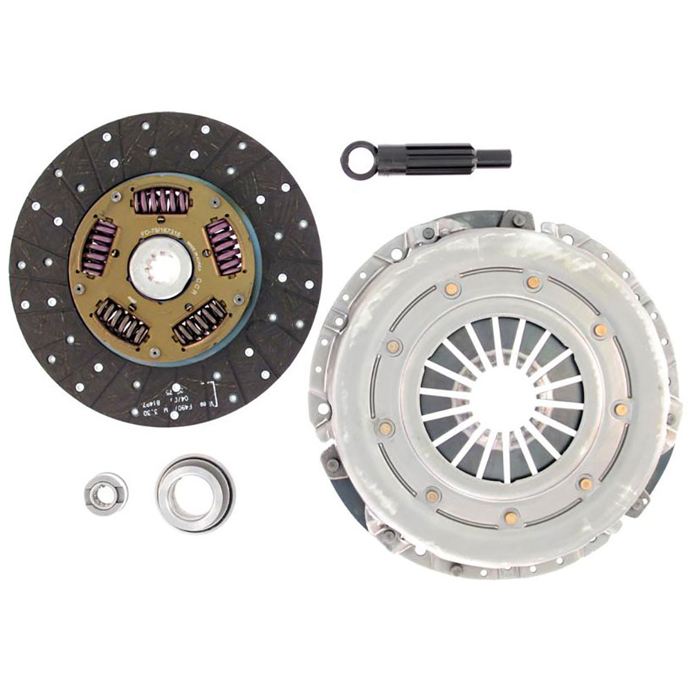 Ford Mustang                        Clutch KitClutch Kit