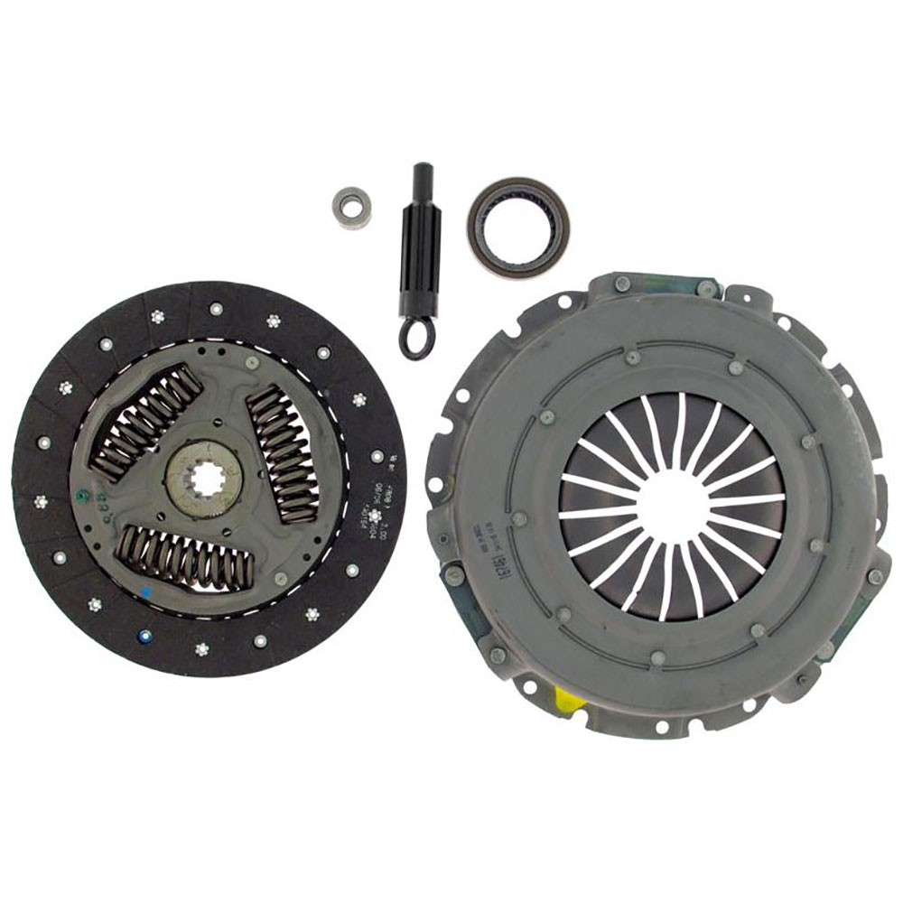 GMC Sierra                         Clutch KitClutch Kit