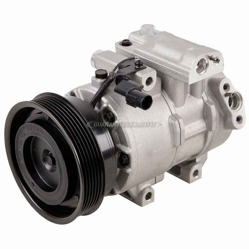 Kia Forte A/C Compressor