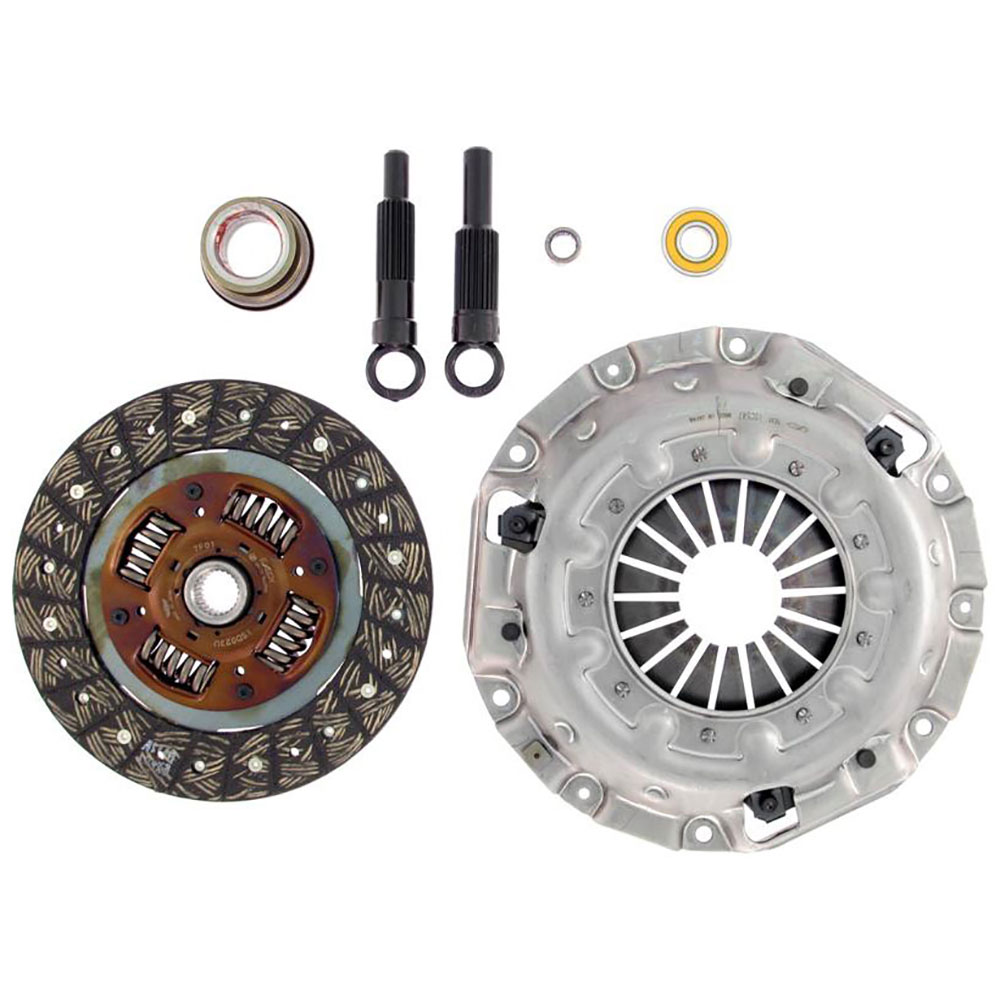 Honda Passport                       Clutch Kit