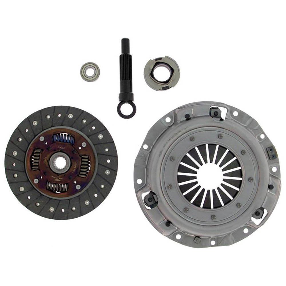 Kia Rio                            Clutch KitClutch Kit