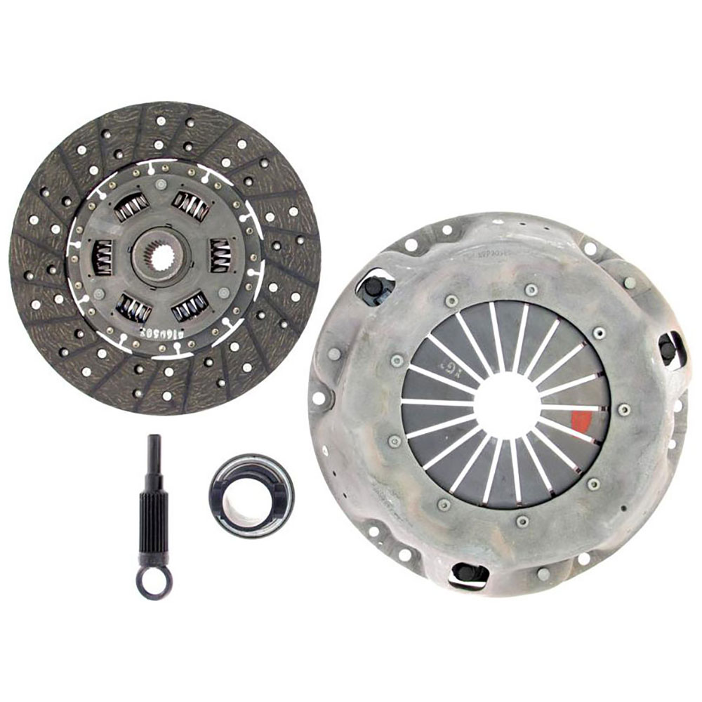 Land_Rover Defender                       Clutch KitClutch Kit