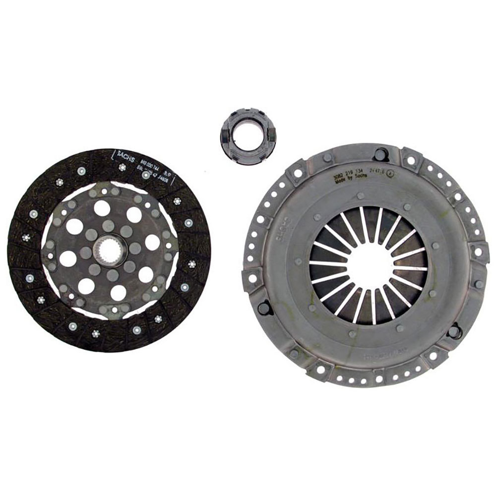 Mercedes_Benz 190E                           Clutch KitClutch Kit
