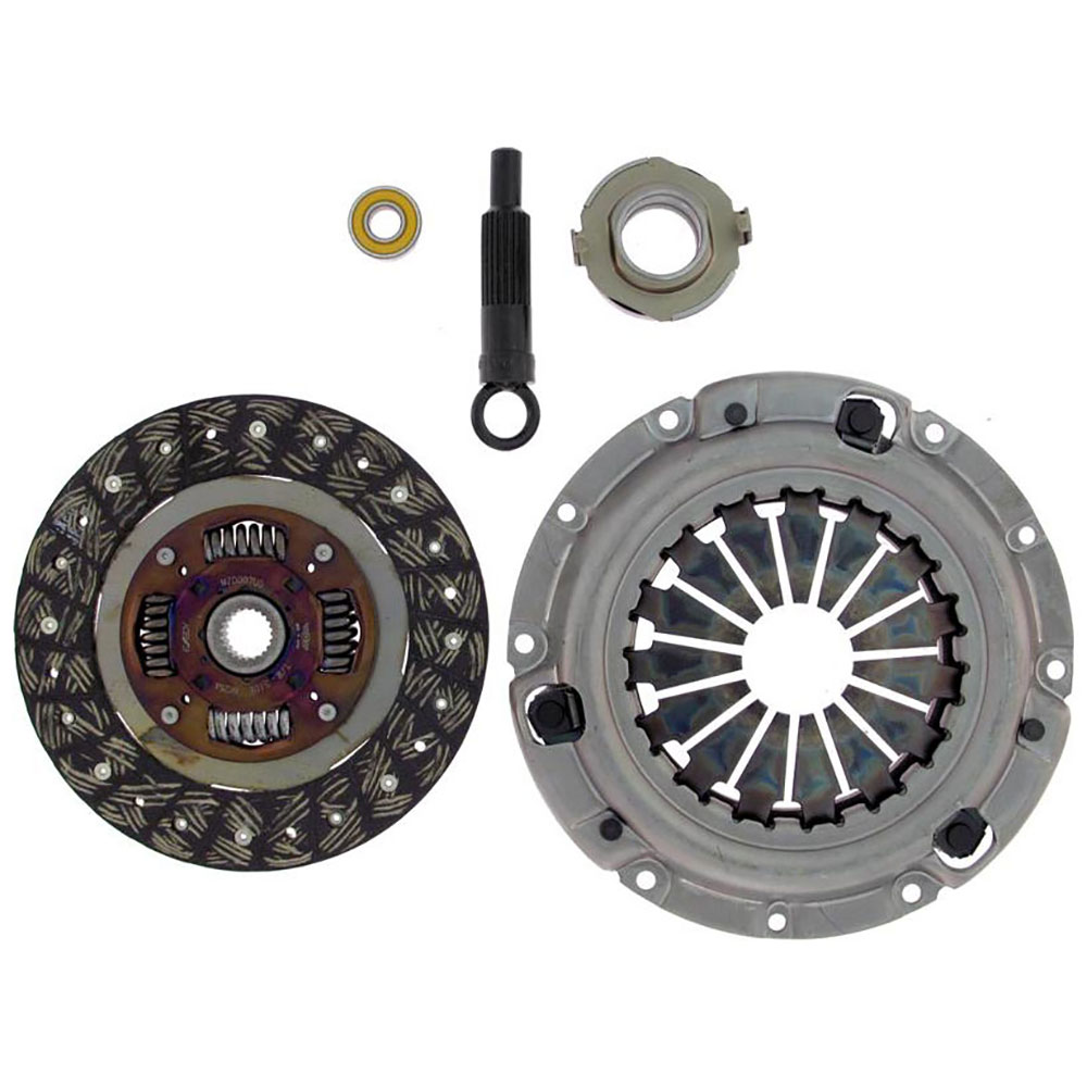 Mazda MX3                            Clutch KitClutch Kit