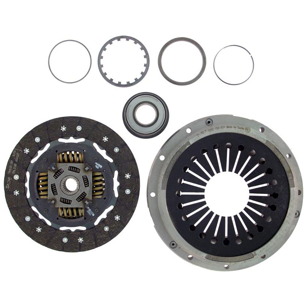 Porsche 944                            Clutch KitClutch Kit