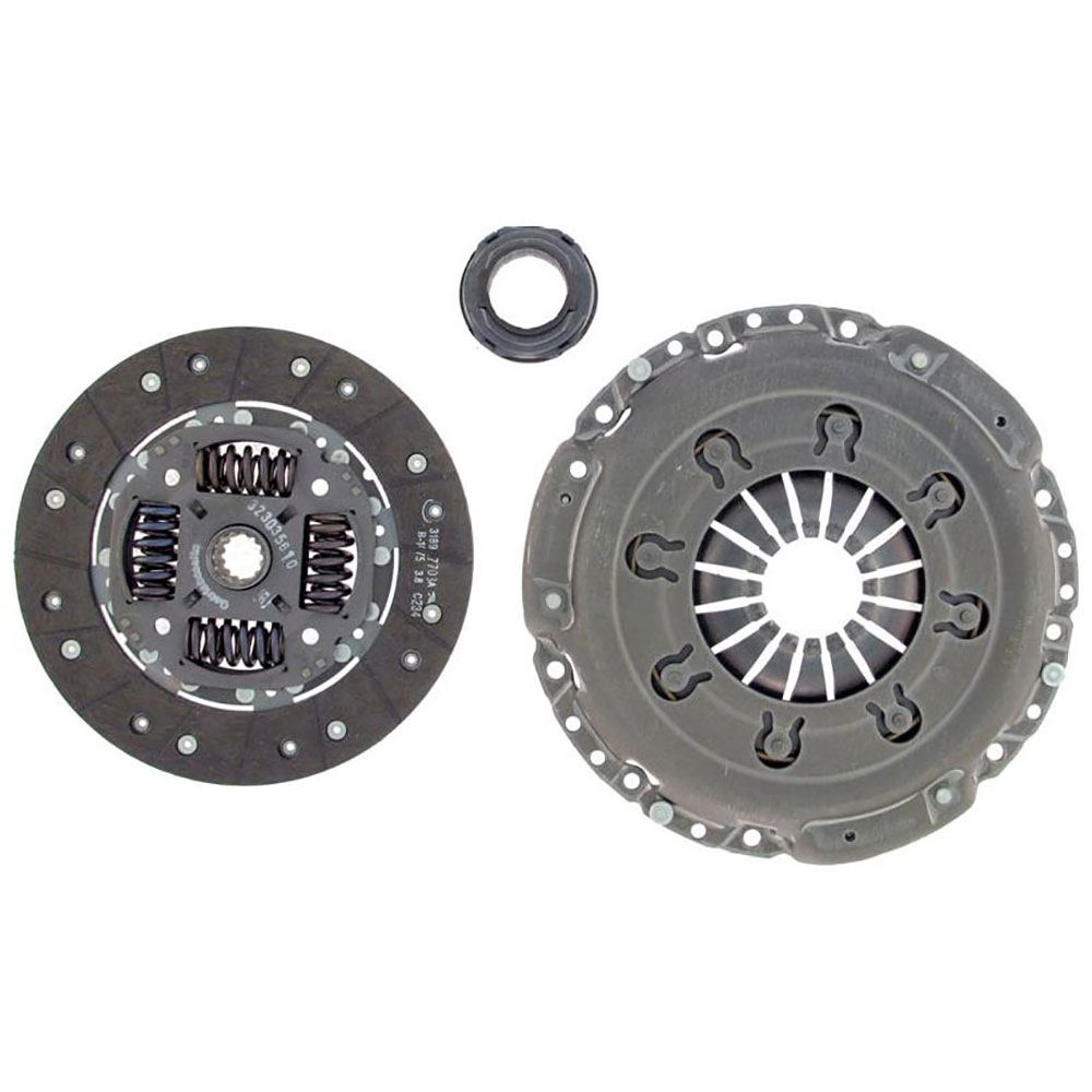 Saab 900                            Clutch KitClutch Kit