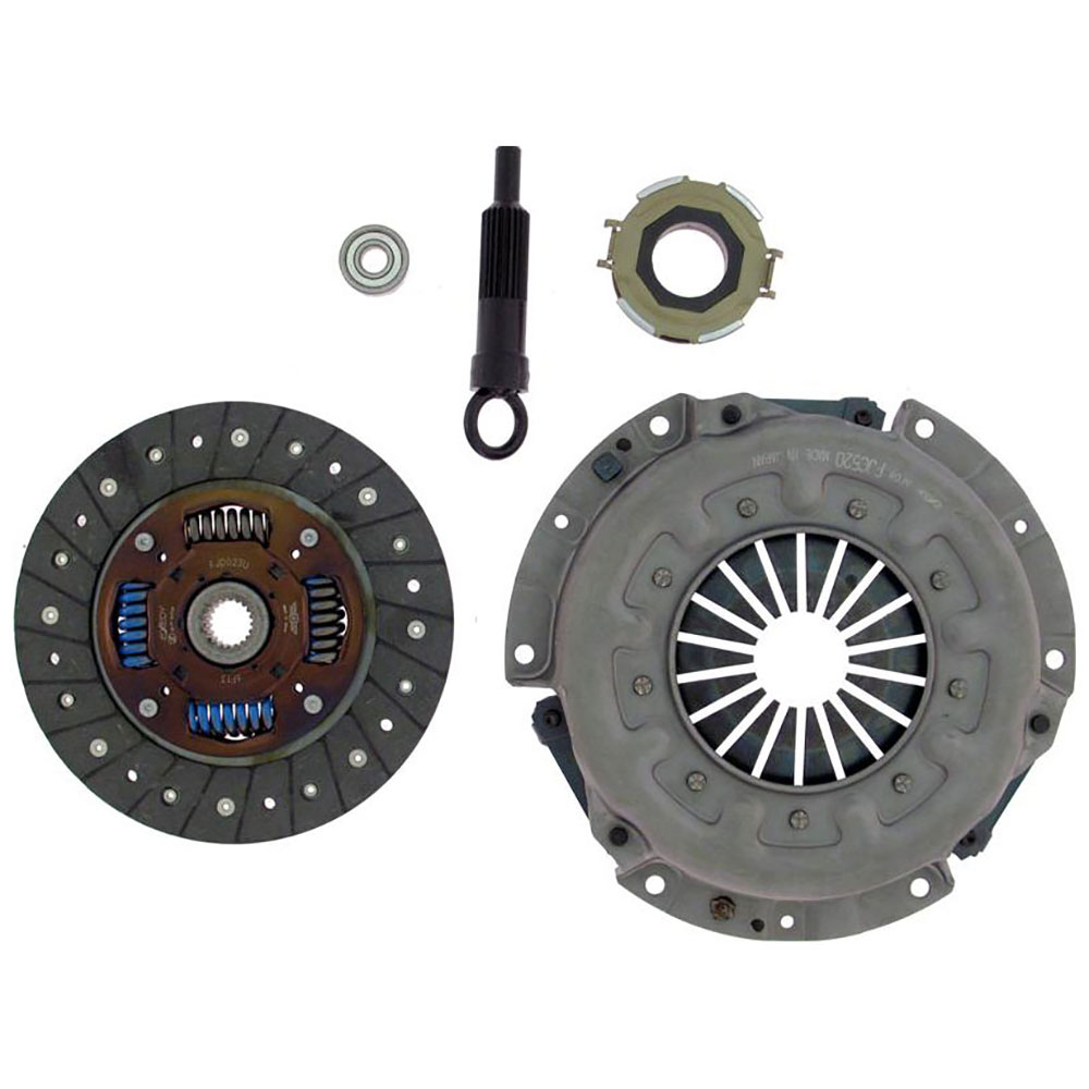 Subaru Impreza                        Clutch KitClutch Kit