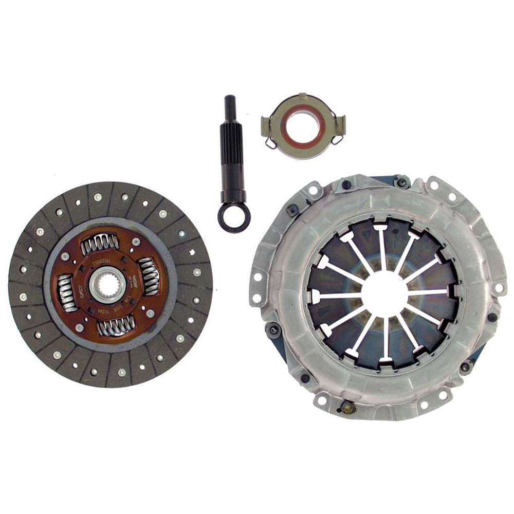 Chevrolet Prizm                          Clutch KitClutch Kit