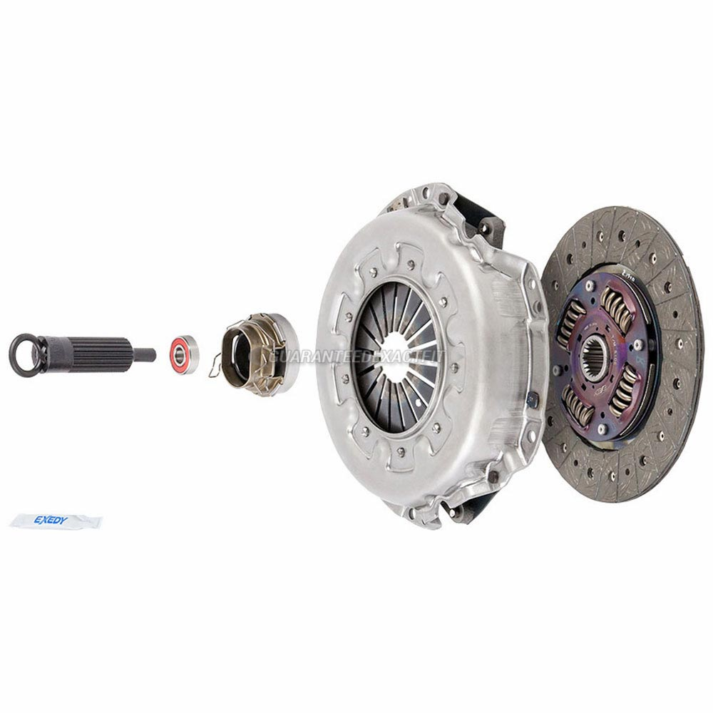 Toyota Previa                         Clutch KitClutch Kit