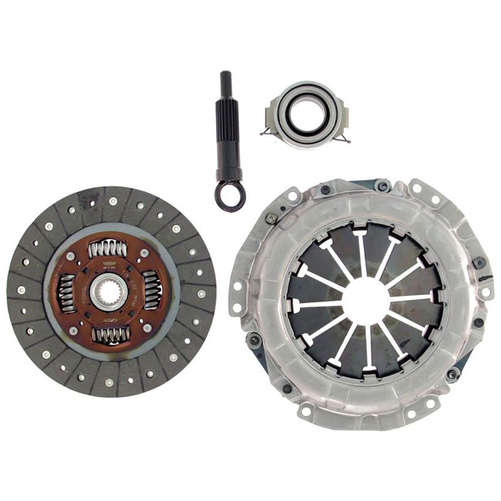 Toyota Echo                           Clutch KitClutch Kit