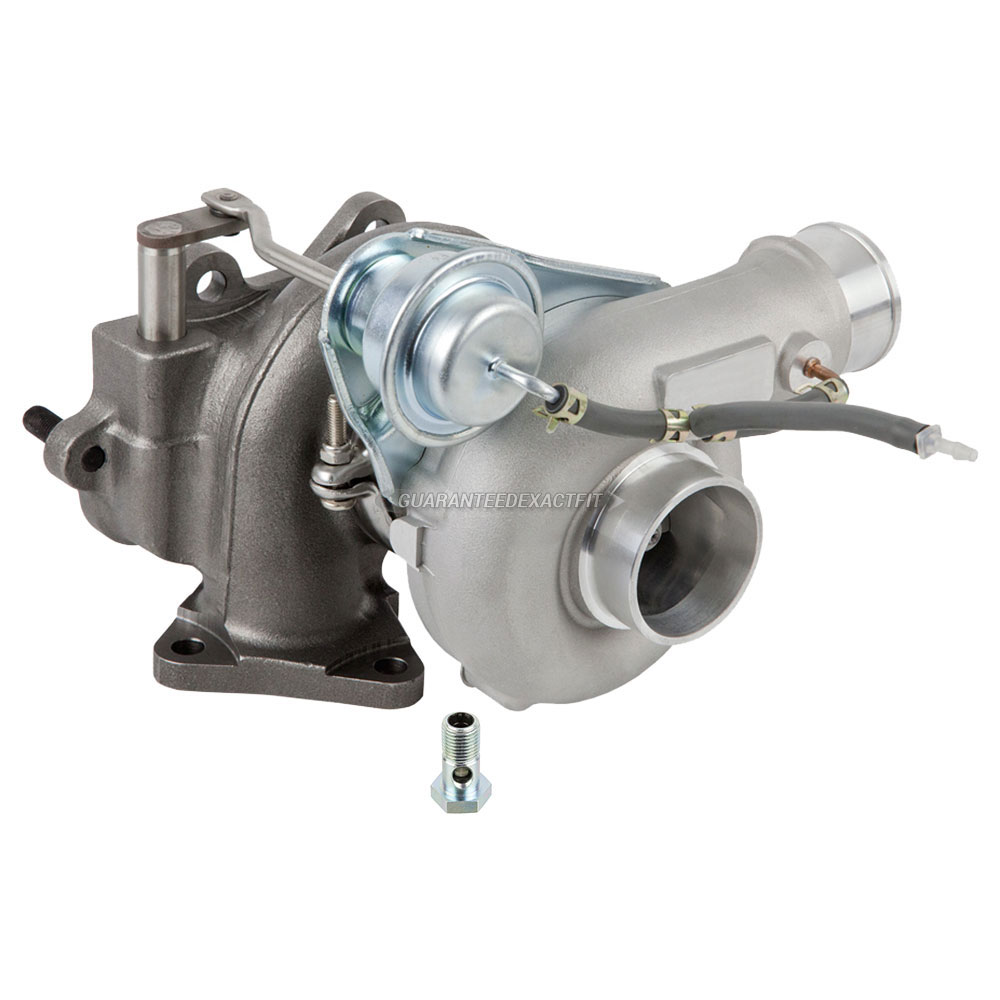 2004 Subaru Impreza WRX STI Models Turbocharger
