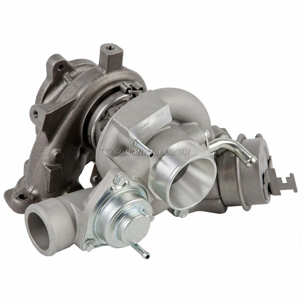 2007 Saab 9-3 2.0L Engine Turbocharger