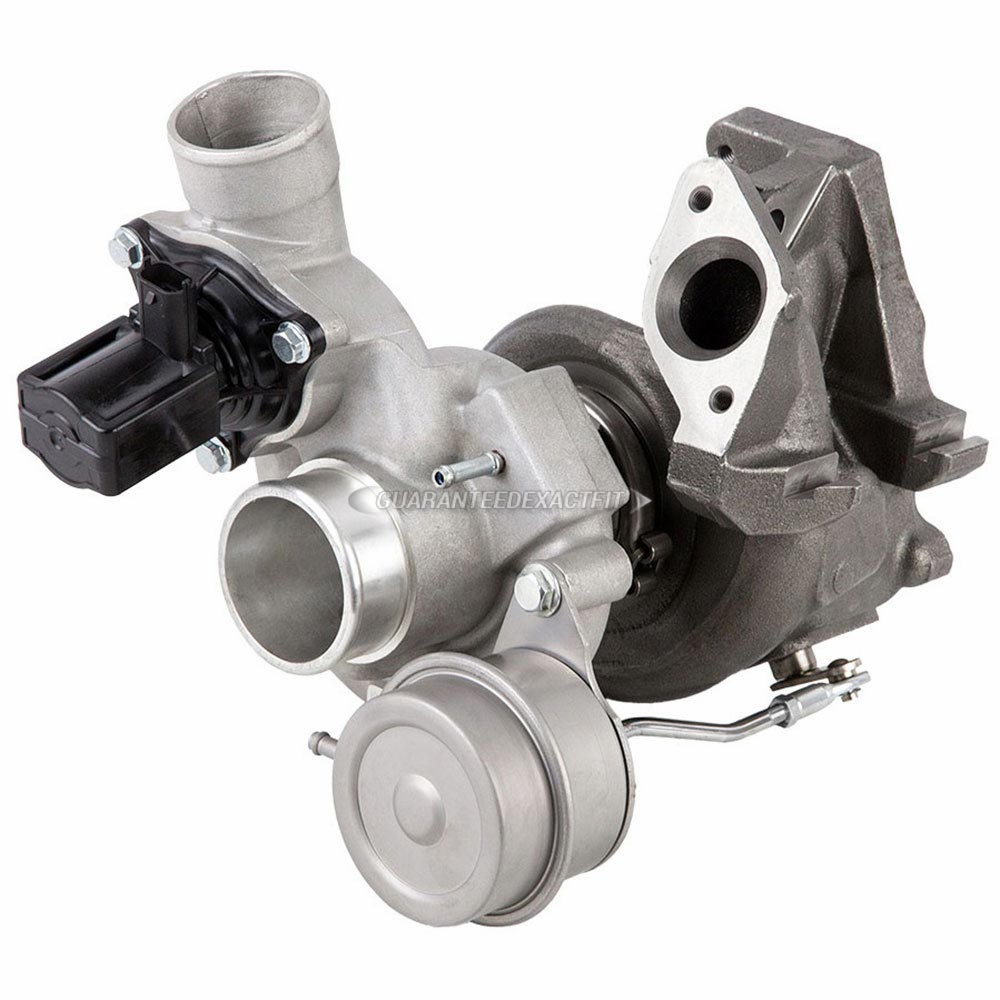 2007 Saab 9-3 2.8L Engine Turbocharger