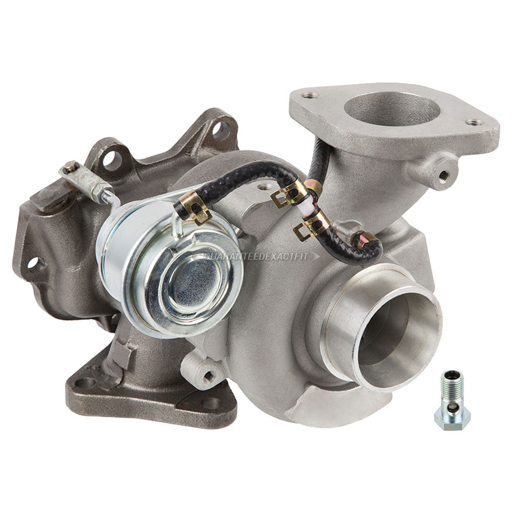2010 Subaru Forester Turbocharged Models Turbocharger