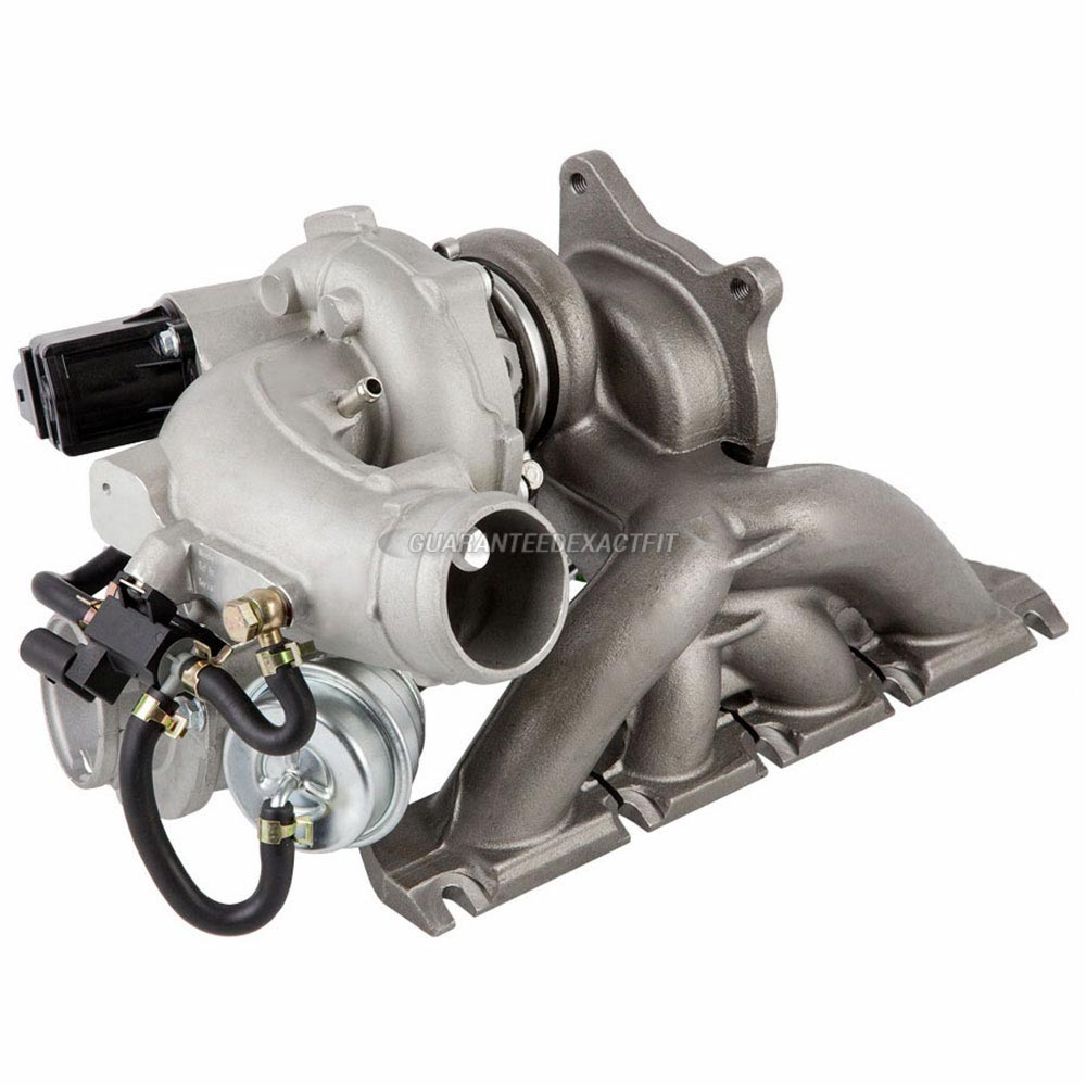 2007 Volkswagen Jetta 2.0L Gas Engine Turbocharger