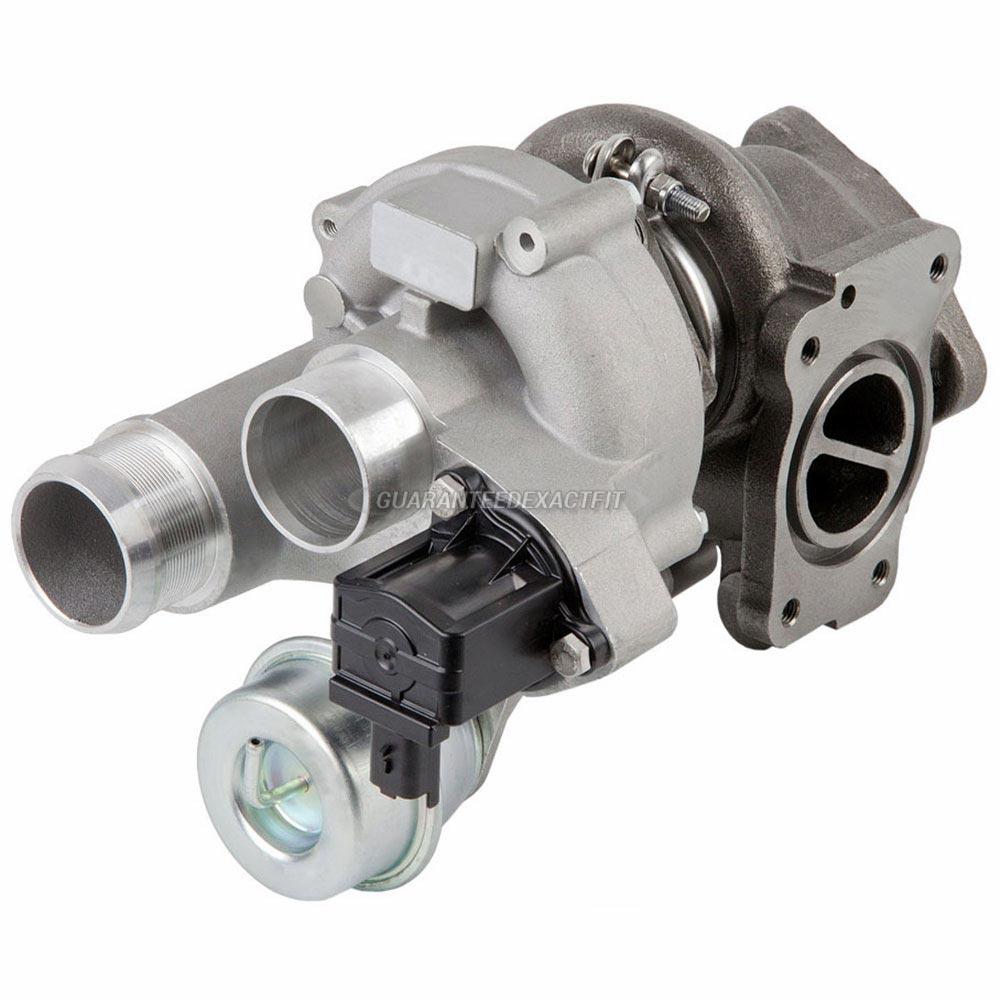 Mini  S Models Turbocharger