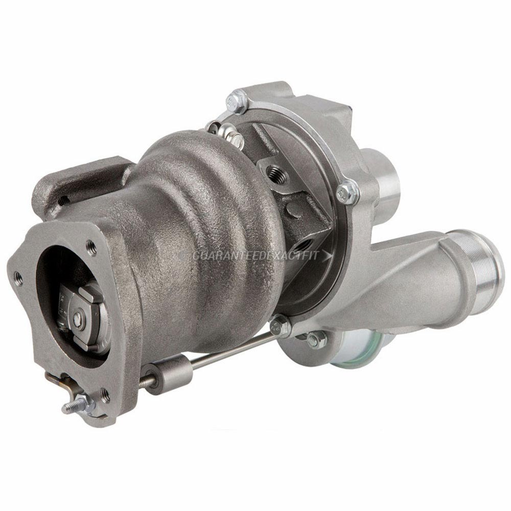 Mini Clubman                        Turbocharger