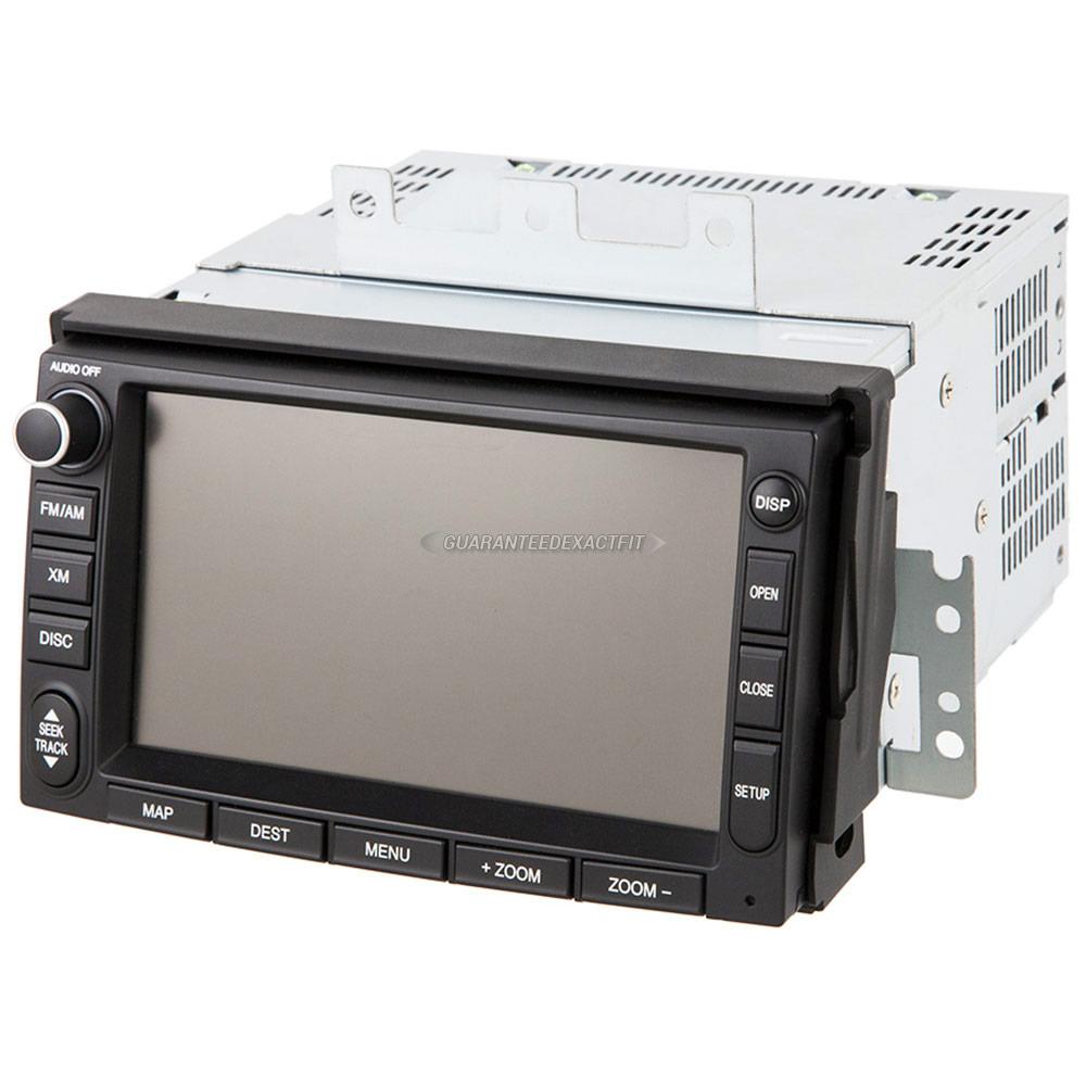 Hyundai Veracruz                       Navigation UnitNavigation Unit