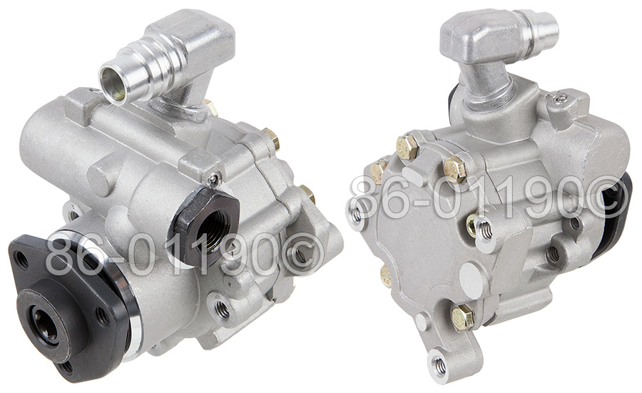 Mercedes_Benz ML350                          Steering PumpSteering Pump