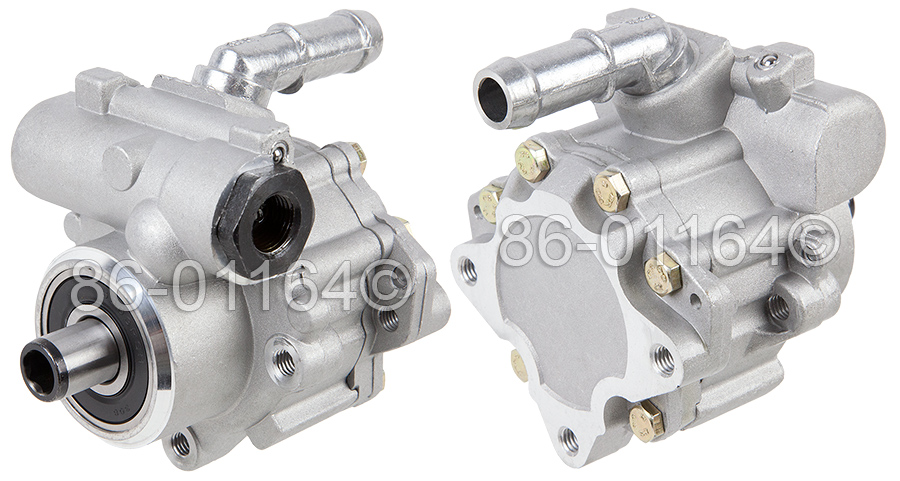 BMW 328xi                          Steering PumpSteering Pump