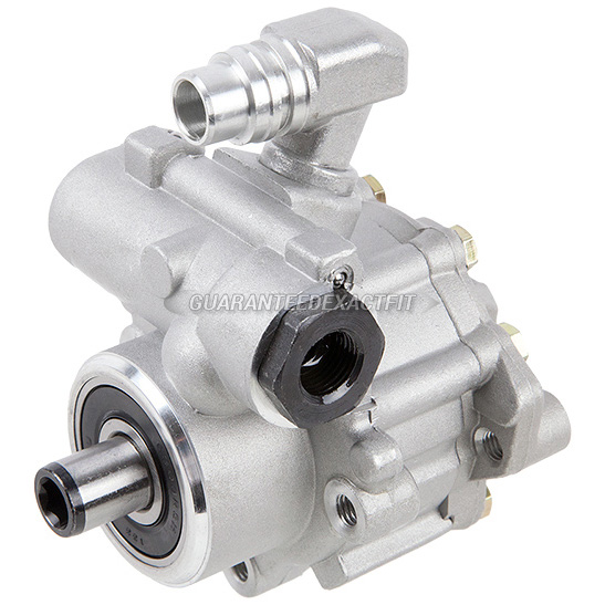 Mercedes_Benz SLK300                         Steering PumpSteering Pump
