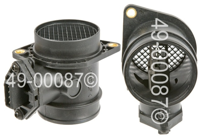 Volkswagen Cabriolet                      Mass Air Flow MeterMass Air Flow Meter