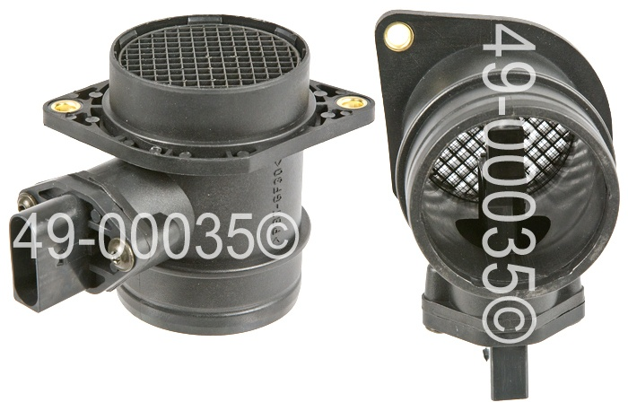 VW Beetle                         Mass Air Flow MeterMass Air Flow Meter