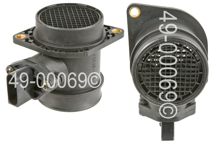 Audi A4                             Mass Air Flow MeterMass Air Flow Meter
