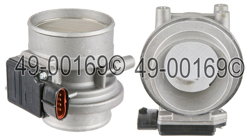 Lincoln Continental                    Mass Air Flow MeterMass Air Flow Meter