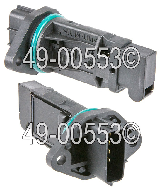 Nissan Sentra                         Mass Air Flow MeterMass Air Flow Meter
