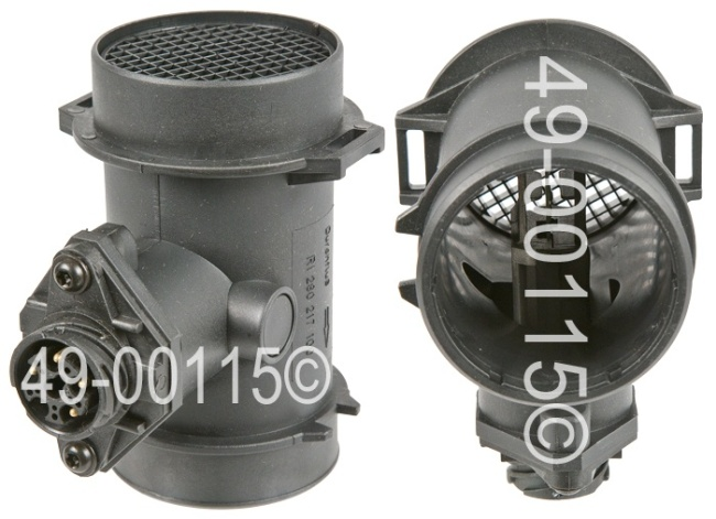 Mercedes_Benz C220                           Mass Air Flow MeterMass Air Flow Meter