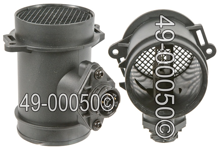 Mercedes_Benz E320                           Mass Air Flow MeterMass Air Flow Meter