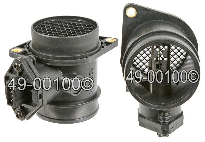 Volvo C70                            Mass Air Flow MeterMass Air Flow Meter