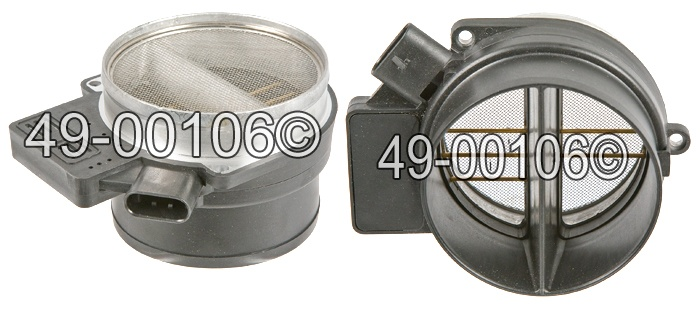Cadillac Deville                        Mass Air Flow MeterMass Air Flow Meter