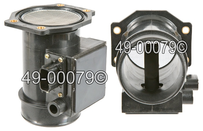 Nissan Altima                         Mass Air Flow MeterMass Air Flow Meter
