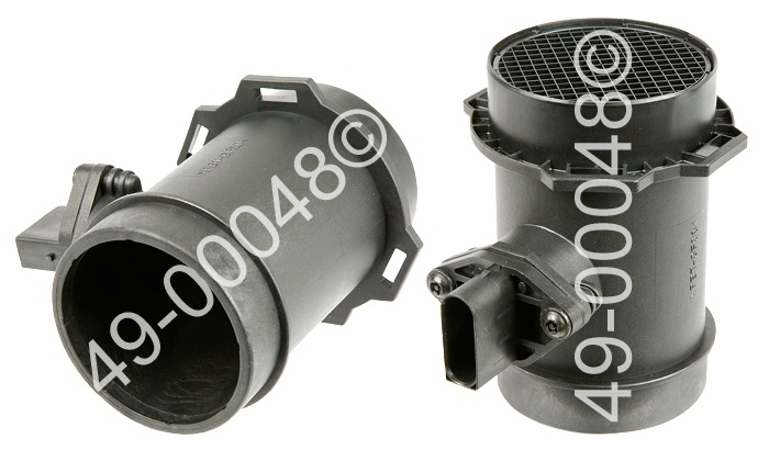 BMW M5                             Mass Air Flow MeterMass Air Flow Meter