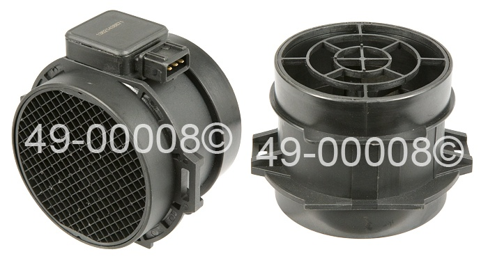 BMW 330                            Mass Air Flow MeterMass Air Flow Meter