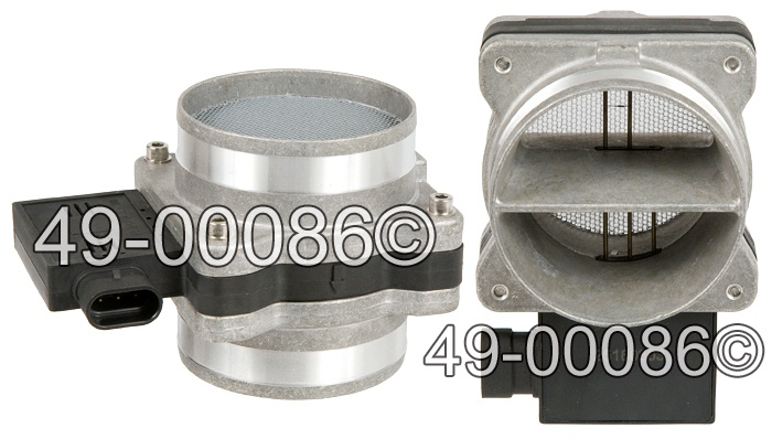 Isuzu Vehicross                      Mass Air Flow MeterMass Air Flow Meter