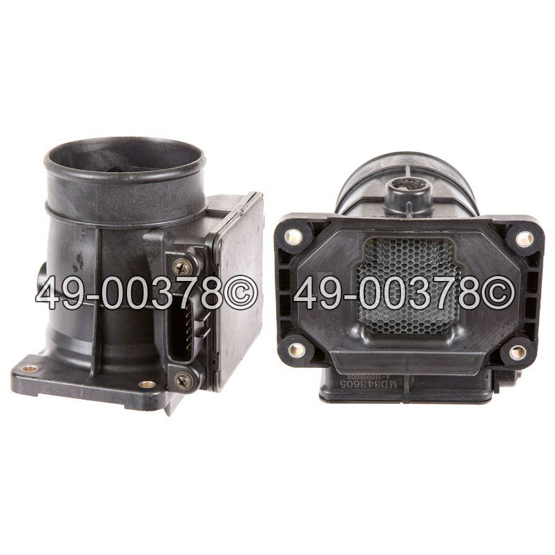 Mitsubishi Montero                        Mass Air Flow MeterMass Air Flow Meter