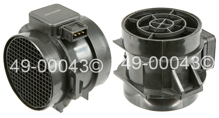 BMW 525                            Mass Air Flow MeterMass Air Flow Meter