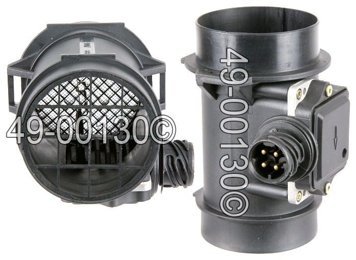 BMW 320i                           Mass Air Flow MeterMass Air Flow Meter